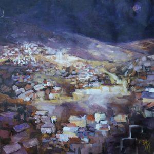 לילה על ירושלים