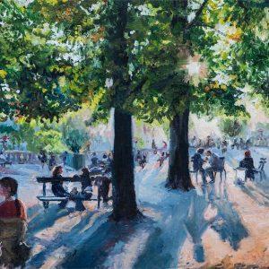 פארק בפריז