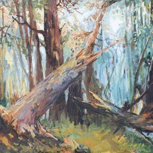 העץ השבור